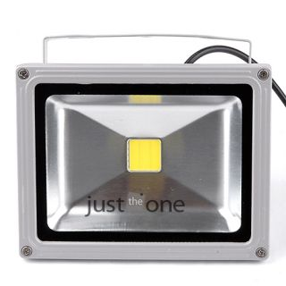 20W AC 85V 265V Outdoor LED Flood Light Warm White High Power Lamp 1300LM 1500LM