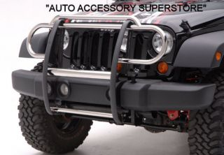 Jeep Wrangler Grill Guard