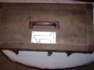 Vintage Industrial Steam Punk Modern Car Hot Rat Rod Gas Station Toolbox Ford