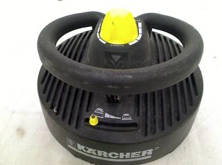 Karcher Gas Pressure Washer T Racer Wide Area Surface Cleaner T350