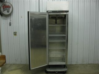 Manitowoc One 1 Door Stainless Steel Commercial Reach in Freezer AV1S