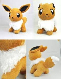 12inch Eevee New Pokemon Soft Stuffed Animal Plush Toy