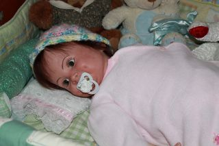 Sweet Pea Babies Reborn Toddler Doll Sweet Juanita Was Juan by Donna RuBert