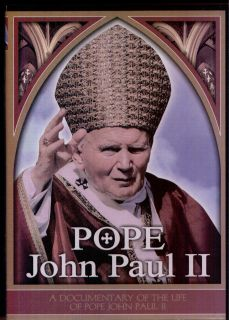 Pope John Paul II A Documentary of The Life of Pope 777966039596