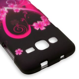 Floral Medley Hard Phone Cover Case for Sprint Motorola Photon Q 4G LTE XT897