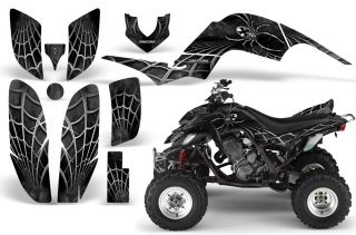 Yamaha Raptor 660 Graphics Kit Decals Stickers SXS