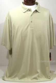 NWT Grand Slam Men B T Performance Golf Polo Shirt 3X 3XLT Moisture Wicking $48