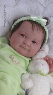 Little Pebble Nursery Reborn Preemie Baby Loveable Bereunger Doll Must See