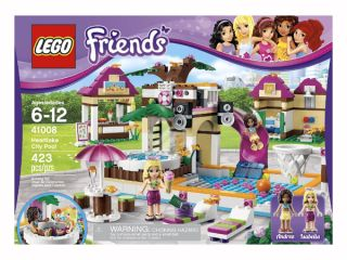 Lego Friends Heartlake City Pool