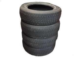 Bridgestone Winter Studless Tires Set of 4 205 60R16 Blizzak WS 50