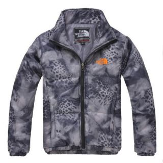 Very RARE The North Face Mens Summit Series Leopard Print Gore Tex Jacket S