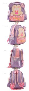 Disney Mickey Mouse Child Kid School Bag Backpacks Bags for Boy Girl Gift Color
