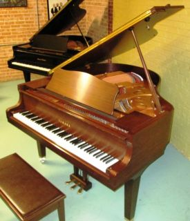 "Yamaha Baby Grand Piano Model GC1 5'3"" 5yr Warranty Chicago"