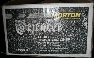 Morton Defender Epoxy Truck Bed Liner w Kevlar 1600 2