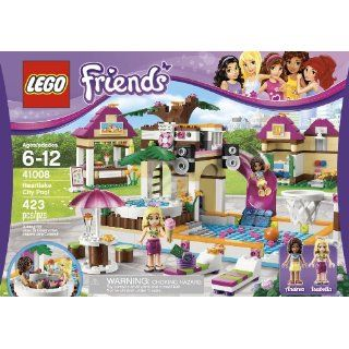 Lego Friends Heartlake City Pool 41008  New 5702014971752