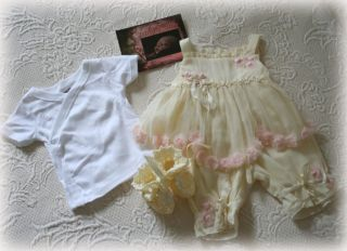 Reborn Fake Baby Ellis by T Kewy New Release SOE New Design Fabulous Layette