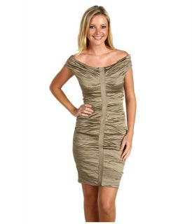 Nicole Miller Pleated Metal Dress $142.50 (  MSRP $475.00)