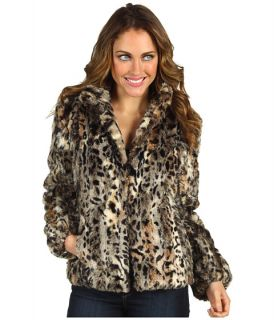 Anne Klein Leopard Print Faux Fur Coat $79.99 (  MSRP $259.00)