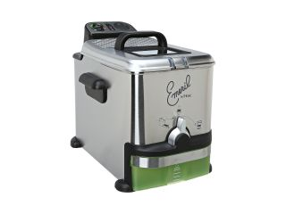 Emeril Deep Fryer   3.3 Liters Brushed Stainless Steel
