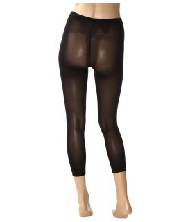 Wolford Velvet 66 Capri Leggings Black