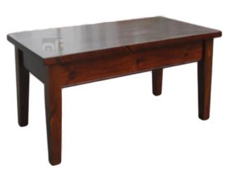 Brand New Traditional Solid Pine City Life Coffee Table