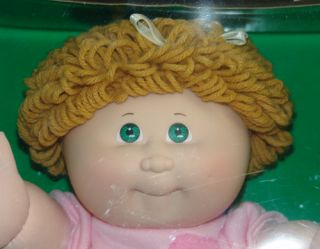 Cabbage Patch Kids Doll Theola Lovie December 12