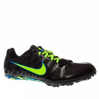 Nike Zoom Rival s 6 US Size Black Trainers Shoes Mens Athletics New