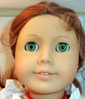 Minty Original Felicity Red Hair Green Eyes American Girl Pleasant Company Doll