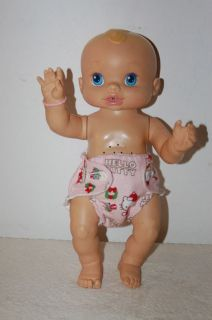 Baby Alive Doll Clothes Washable Hello Kitty Diaper