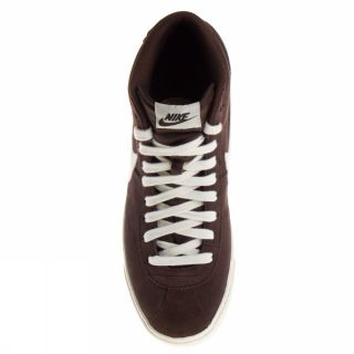 Nike Bruin Mid 10 US Brown Trainers Mens
