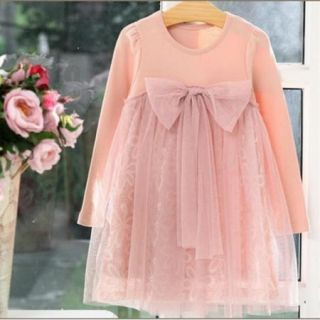 Girls Kids Toddlers Princess 1pcs Party Dress Cute Elegant Fairy Clothes S4 5Y