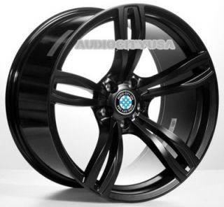 "20"" M5 Black Concaved for BMW Wheels Rims 1 3 5 6 7 Series M3 M4 M5 M6 x3 X5"