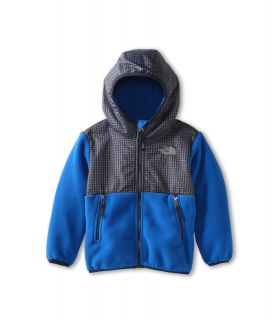 The North Face Kids Boys Denali Hoodie (Little Kids/Big Kids) R Nautical Blue
