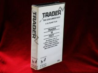 Paul Tudor Jones Trader The Documentary VHS Video Documentary