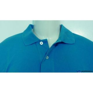 "Mens Southern Tide ""Skip Jack Polo"" Sz 38 Medium M Light Blue SS Polo Shirt EXC"