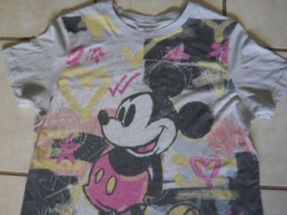 Mickey Mouse Disney Shirt Size Adult XXL 2XL