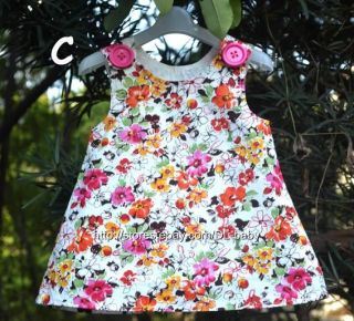 Baby Girls Dress Toddler Dress Baby Clothing Girl Clothing