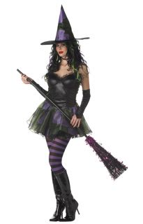 Rebel Toons Sexy Wicked Witch The West Girls Adult Women Halloween Costume s M L