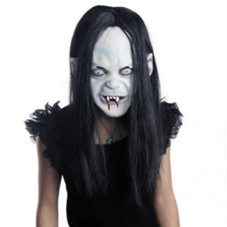 2013 Hot Halloween Novelty Props Artificial Hair Latex Horror Masks Scary