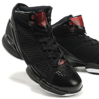 Adidas Adizero Rose 1 5 Mens Black Basketball Shoes UK