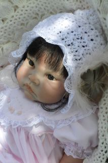 Reborn Naomi Such A Beautiful Oriental Baby Girl Sculpt by Cindy Musgrove