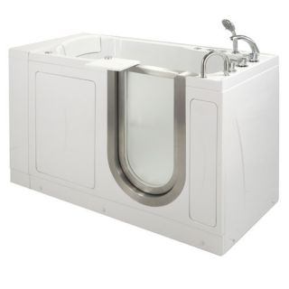 Ella Walk In Bath 52 x 28 Petite Massage Walk In Tub   93167 / 93168