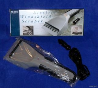 "Electric Windshield Ice Snow Scraper for Automobile Car Truck SUV 12 Volt ""New"