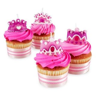 Wilton Princess Party Candles Birthday Girl Cupcake Cake New