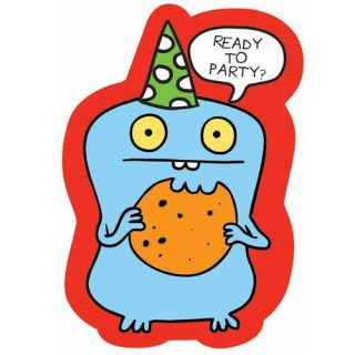 Ugly Dolls Shaped Invitations 8ct Kid's Birthday Party Supplies Themes Ideas