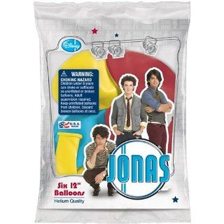 Disney Jonas Brothers Latex Balloons Favors Decorations