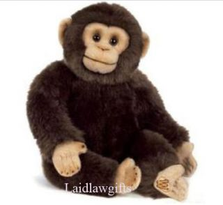 Webkinz Signature Chimpanzee Webkins Monkey Plush Stuffed Animal SEALED Code 661371245119