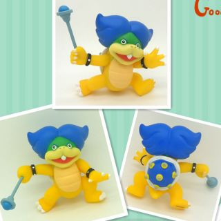 Super Mario Bros Koopalings Action Figure New