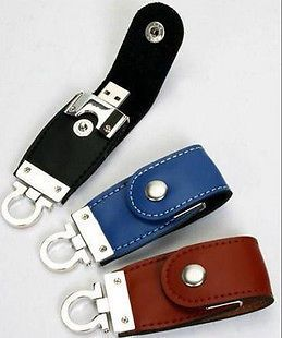 Leather 4 32GB USB 2 0 Flash Memory Pen Drive Stick PX255