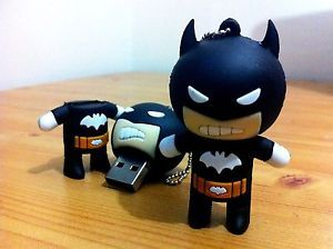 4GB Batman Memory Stick Flash Drive Funny Mini Cartoon Character USB